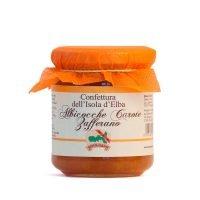Confettura Albicocche, Carote e Zafferano - Bontà Elbane