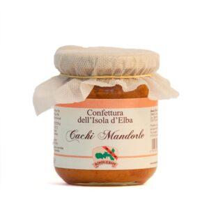 Confettura di Cachi e Mandorle - Bontà Elbane