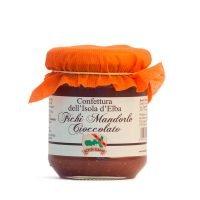 Confettura di Fichi, Mandorle e Cioccolato - Bontà Elbane