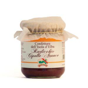 Confettura di Radicchio, Cipolle e Arance - Bontà Elbane