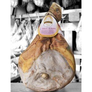 Prosciutto Crudo di Parma DOP con osso - Salumificio Squisito
