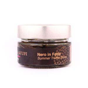 Tartufo Nero Estivo in Fette 45/80 g - Italia Tartufi