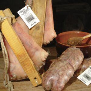 Cotechino di Suino Nero di Parma - Azienda Agricola San Paolo
