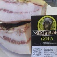Gola di Suino Nero di Parma Biologica - Azienda Agricola San Paolo