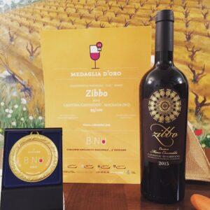 Zibbo Cannonau di Sardegna DOC- Cantina Canneddu