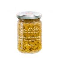Bruschetta Melanzane in Olio Extravergine di oliva - 140 g - Oilalà