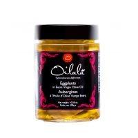 Melanzane in olio extravergine di oliva - oilalà