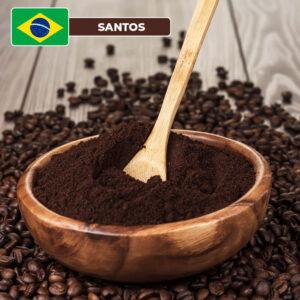 Caffé Macinato Santos Armeno Caffè