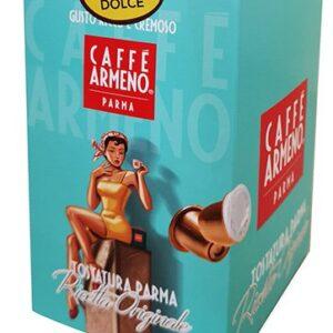 Capsule Compatibili Nespresso Gusto Forte - Armeno Caffè