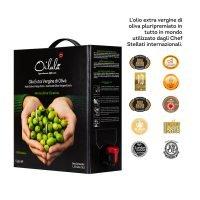olio extravergine di oliva monocutivar coratina oilalà