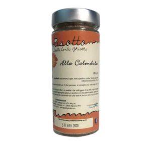 Risotto alla Calendula - 250 g La Corte Ghiotta
