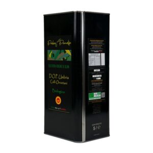 Lattina Olio extravergine di oliva Biologico DOP Umbria Colli Orvietani - podere Panolfo