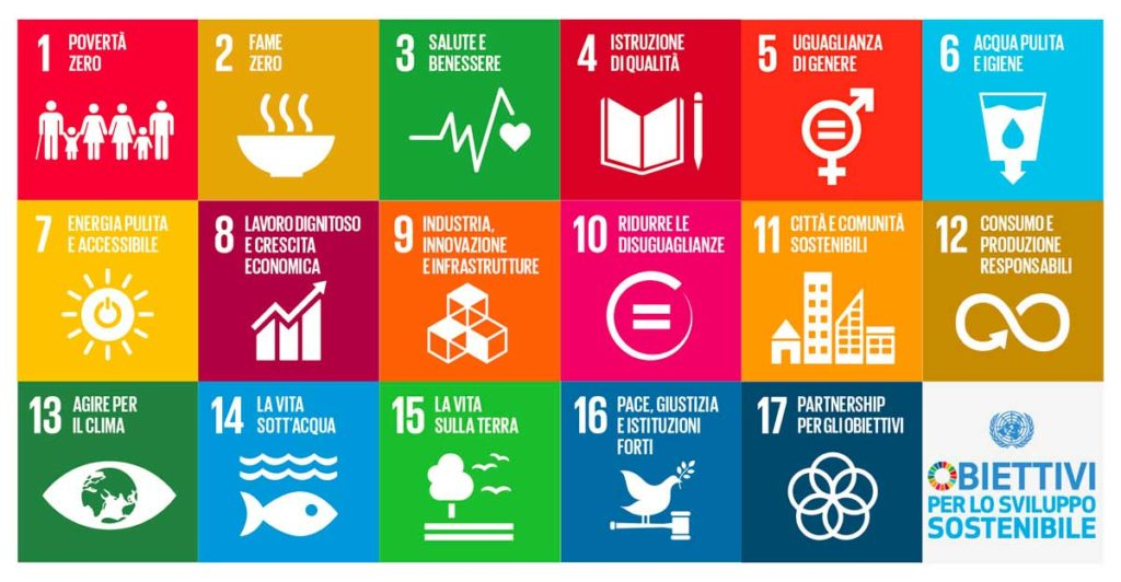 Obiettivi per lo sviluppo sostenibile di cibecco