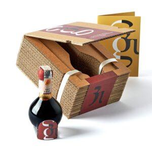 Aceto Balsamico Tradizionale di Modena DOP BIO Guerzoni