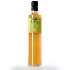 Aceto di Mele Non Filtrato Biologico Biodinamico Guerzoni
