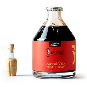 Aceto di Vino Barricato BIO Guerzoni
