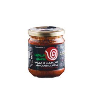 Salsa di lumache alla cantalupese