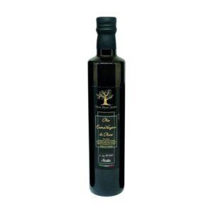 Bottiglia Olio Extravergine di Oliva Tenute Messer Andrea