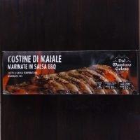 Costine di Maiale Marinate in Salsa BBQ Massimo Goloso