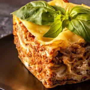 Lasagne al Ragù di Mamma Orietta MAssimo Goloso