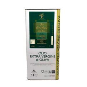 Lattina Olio Extravergine di Oliva Biologico Tenute Messer Andrea