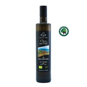 Olio Extravergine di Oliva Biologico Di Casa Virzì