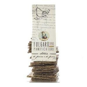 Crackers artigianali al farro