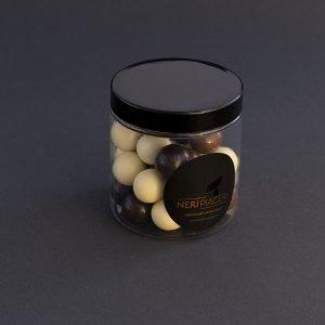 Nocciole Ricoperte di Cioccolato Miste