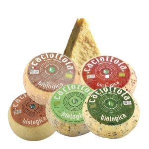 Pacco formaggi Padani