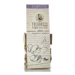 Scarpette Mandorle e cioccolato Fulgaro Panificatori
