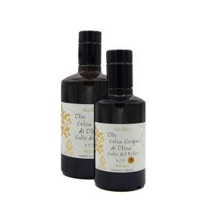 Olio Extravergine di Oliva Valle del Belice Marchese delle saline