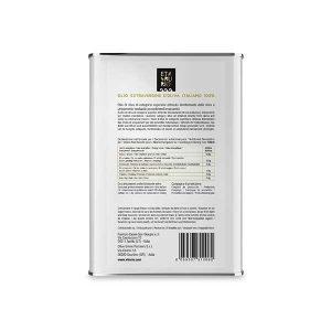 Lattina Mosso - Olio EVO Fruttato Medio - 3 l Etrurio