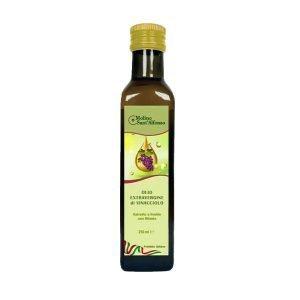 Olio Extravergine di vinacciolo Molino Sant'Alfonso