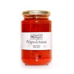 Sugo Pronto alla Napoletana - 340 g