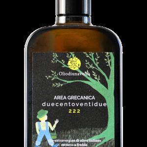 Area Grecanica 222 - Monocultivar Ottobratico - 500 ml