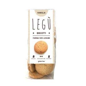 Biscotti alla Vaniglia Legù