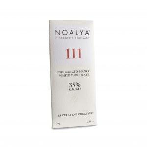 Tavoletta di Cioccolato 111 Bianco 35% Noalya