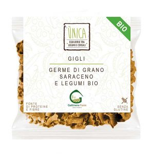 Gigli - Germe di Grano Saraceno e Legumi Legù - 240 g