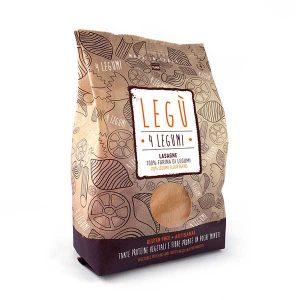 Lasagne 4 Legumi - 250 g