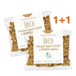 Triangoli Legumi Legù e Quinoa