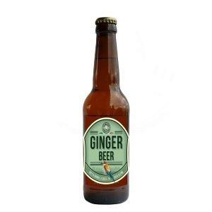 Ginger Beer Birrificio stirone Barleyfree